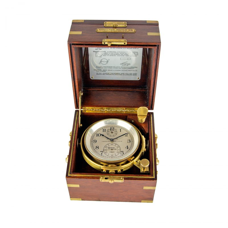 Hamilton-chronometer-for-sale