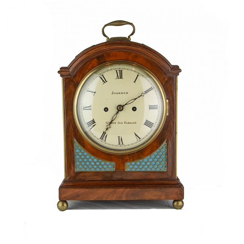 Johnson-bracket-clock-for-sale